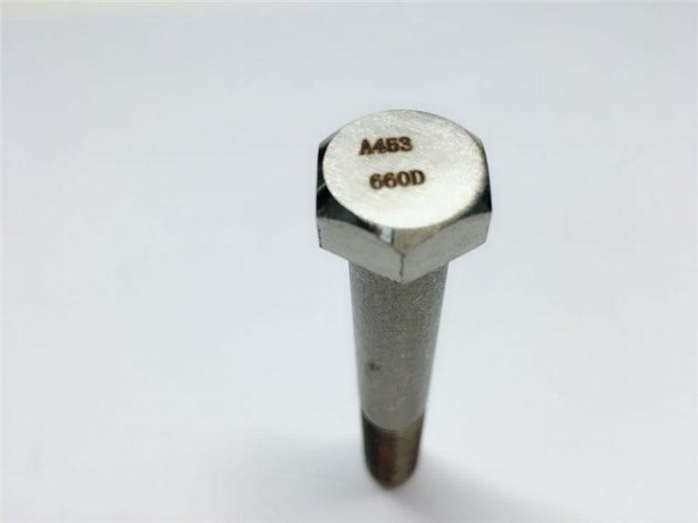 a286 висококачествени крепежни елементи astm a453 660 en1.4980 хардуерни фиксиращи винтове