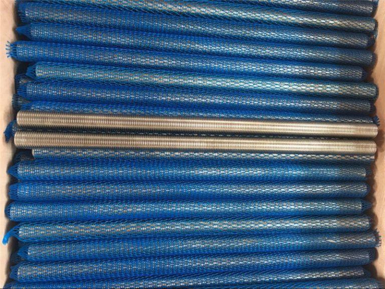 никелова сплав inconel601 / 2.4851 трапецовидна резба пръчка нови стоки