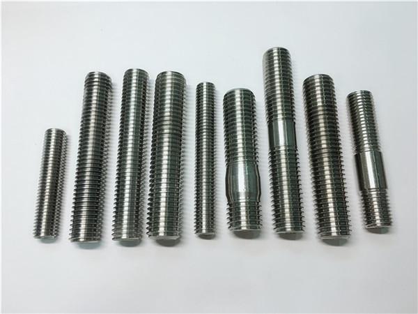 alloy718 / 2.4668 прът с резба, закрепващи болтове закрепване din975 / din976