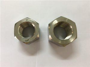 №111-Производство на никелова сплав A453 660 1.4980 шестнадесет гайки