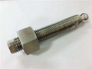 No.22 -CN фрезоване с неръждаема стомана с болтове и крепежни елементи