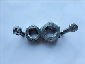 No.24-Сплав 660 Hex Болтове, Крепежни елементи