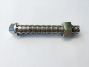 No.27-AISI SAE 347 закопчалка от неръждаема стомана