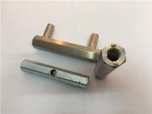 No.32 - Изработени по поръчка дълги нестандартни резбови шестоъгълни съединителни гайки с резба