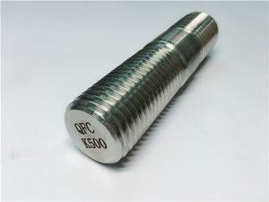 No.62-Monel K500 с резба