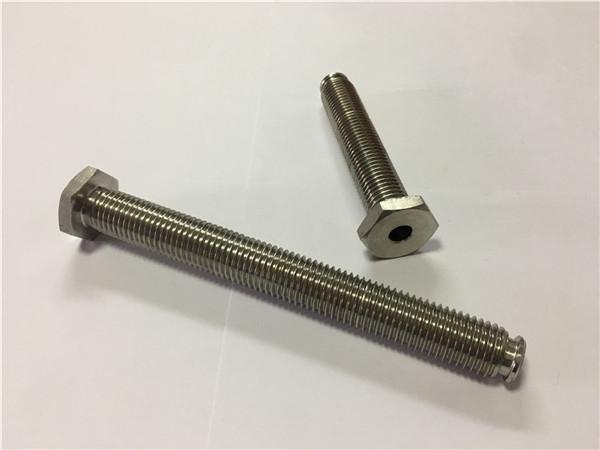 титаниеви крепежни елементи доставчици продават ti6al4v gr5 титанов болт на колелото или друг хардуер