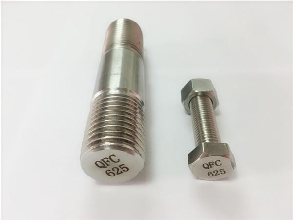 инконел 625 крепежни елементи в никел