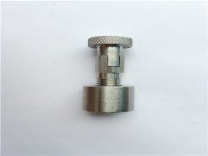 No.95-SS304, 316L, 317L SS410 Болт с карета с кръгла гайка, нестандартни крепежни елементи