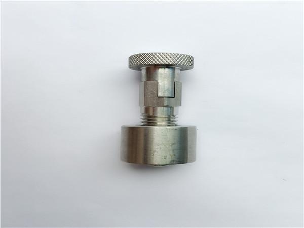 ss304, 316l, 317l, ss410 болт за карета с кръгла гайка, нестандартни крепежни елементи