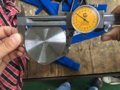 S31803 Шестнадесетичен винт за измерване на винта