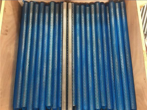 s32760 закопчалка от неръждаема стомана (zeron100, en1.4501) напълно резбова пръчка