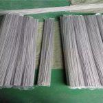 W.Nr.2.4360 монел от супер никелова сплав 400 никелови пръчки