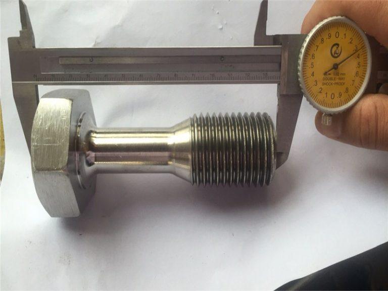 персонализирани cnc обърнати части прецизно машинна винтова закопчалка