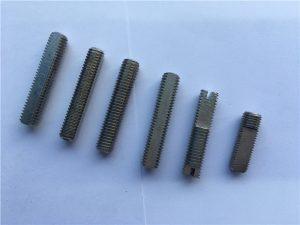 отлично качество пълна резба от титанов заваръчен болт от неръждаема стомана в Китай